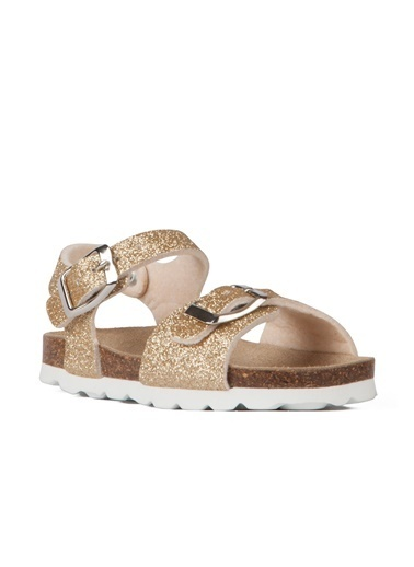 Kifidis Sandalet Altın